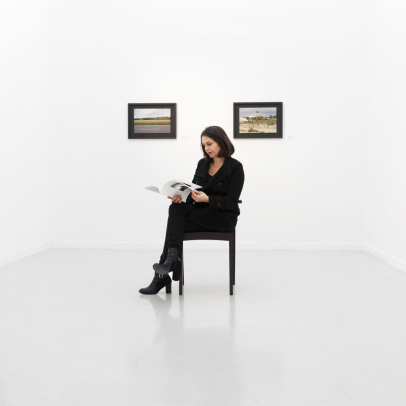 Gallery director photograph